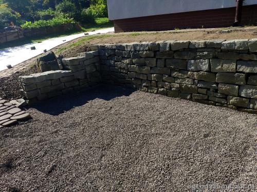 2020 ogrody tomszak murek z piaskowca kosze siatkowe 7