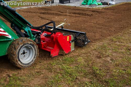 ogrod bielsko-biala trawnik palenisko placIMG 4597