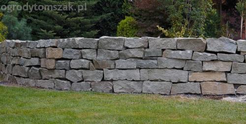 ogrod buczkowice piaskowiec z brennej brenski skarpy mur02