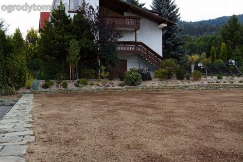 ogrod buczkowice piaskowiec z brennej brenski skarpy mur05