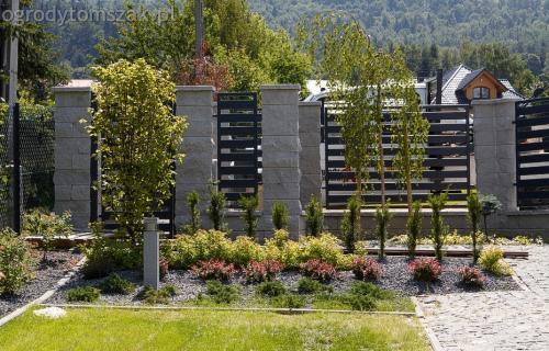 ogrod jaworze bielsko nowoczesny tomszak 11