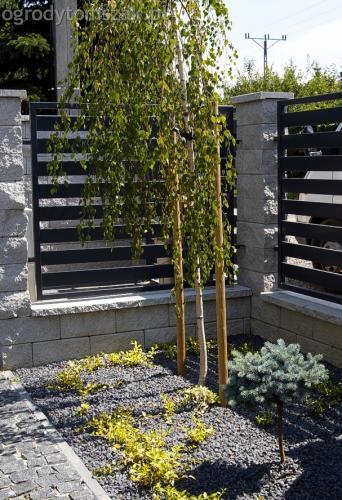 ogrod jaworze bielsko nowoczesny tomszak 12