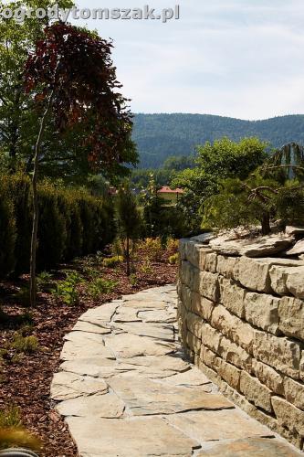 ogrod kozy oczko wodne kaskada grill ogrodowyIMG 5068