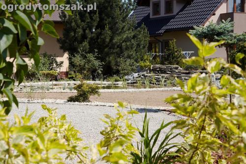 ogrod kozy oczko wodne kaskada grill ogrodowyIMG 5089