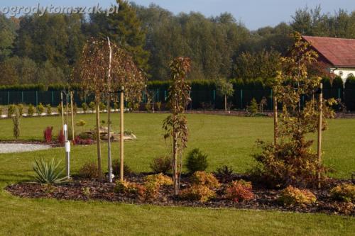 ogrod mazancowice bielsko biala zdjecie zdjecia projektowanie system nawadniajacyIMG 1192