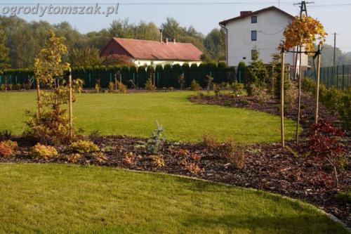 ogrod mazancowice bielsko biala zdjecie zdjecia projektowanie system nawadniajacyIMG 1194