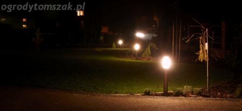 ogrod mazancowice oswietlenie noca 2010 01