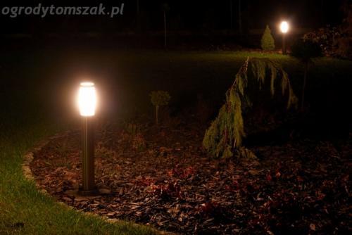 ogrod mazancowice oswietlenie noca 2010 03