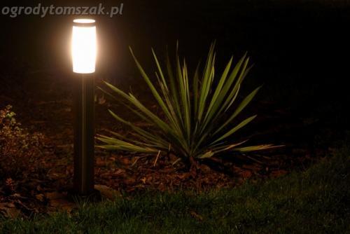 ogrod mazancowice oswietlenie noca 2010 12