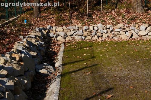 ogrod nowoczesny bystra piaskowiec trawnik lasIMG 5851