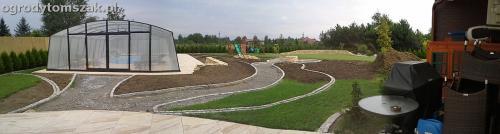 ogrod sciezka granit kamienny formowanie terenu20140812 110446