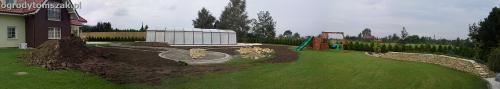 ogrod sciezka granit kamienny formowanie terenu20140812 110628
