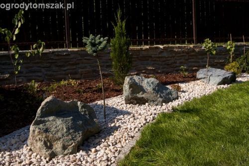 Bielsko-Biała - mały ogródek pod Dębowcem