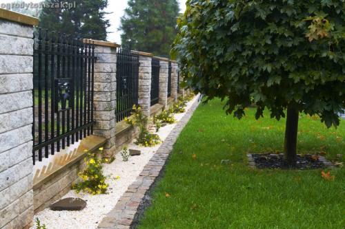 Ogród w Jaworzu - odnowienie