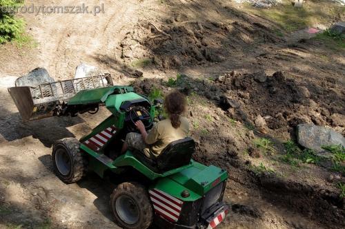 ogrodytomszak Bielsko Biala Mikuszowice oczko wodne kamien naturalny avant formowanie terenu 09