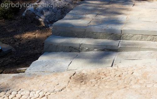 ogrodytomszak Bielsko Biala Mikuszowice oczko wodne kamien naturalny avant formowanie terenu 24
