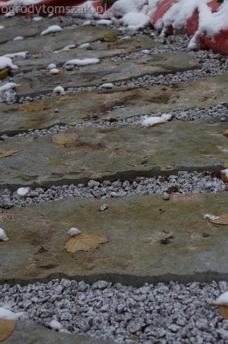 ogrodytomszak Bielsko Biala Mikuszowice oczko wodne kamien naturalny avant formowanie terenu 35