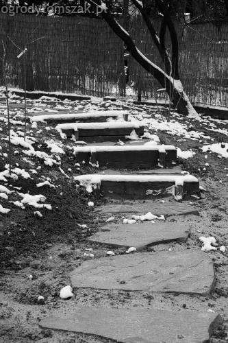 ogrodytomszak Bielsko Biala Mikuszowice oczko wodne kamien naturalny avant formowanie terenu 36