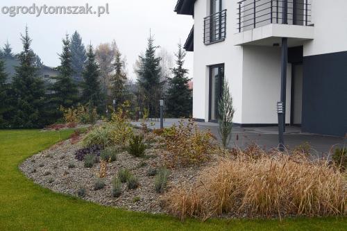ogrodytomszak bystra trawnik obsadzanie ogrodu 05