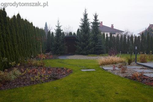 ogrodytomszak bystra trawnik obsadzanie ogrodu 06