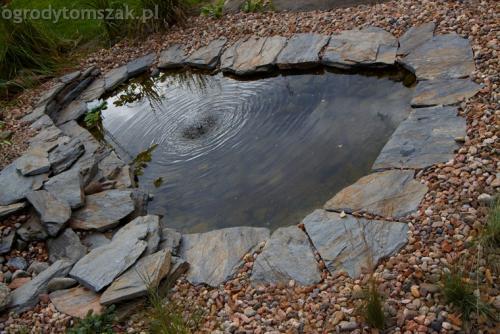Śląsk - oczko wodne, przebudowa