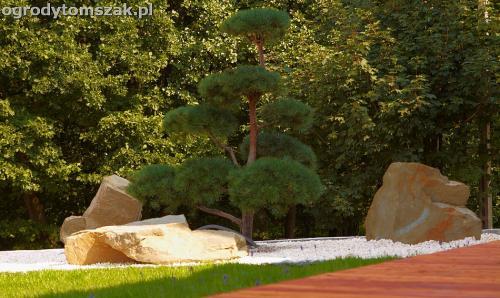 wilkowice mikuszowice lodygowice bystra ogrod murki piaskowiec trawnik schody piwniczka formowanie terenu skarpy IMG 7669