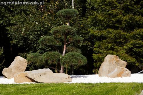 wilkowice mikuszowice lodygowice bystra ogrod murki piaskowiec trawnik schody piwniczka formowanie terenu skarpy IMG 7991