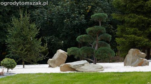 wilkowice mikuszowice lodygowice bystra ogrod murki piaskowiec trawnik schody piwniczka formowanie terenu skarpy IMG 8072