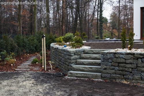 zakladanie budowa ogrodu slask slaskie IMG 8591